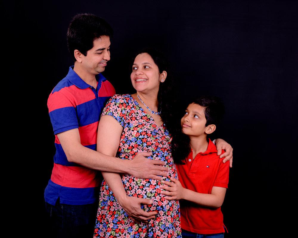 Vandana Bump/Family -6
