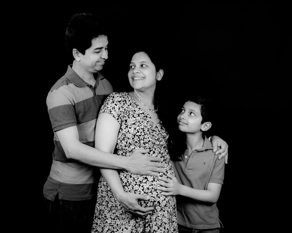 Vandana Bump/Family -7
