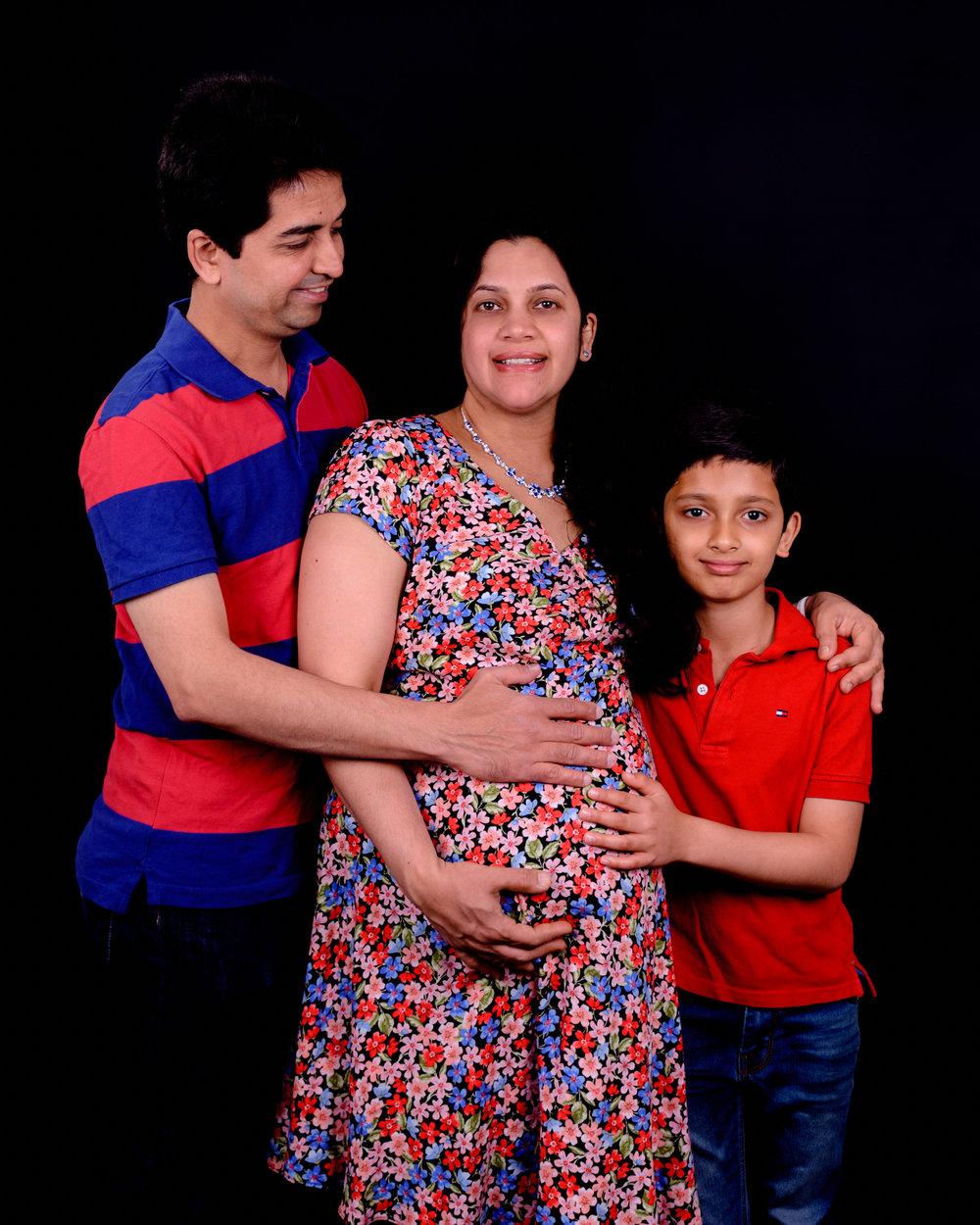 Vandana Bump/Family -8