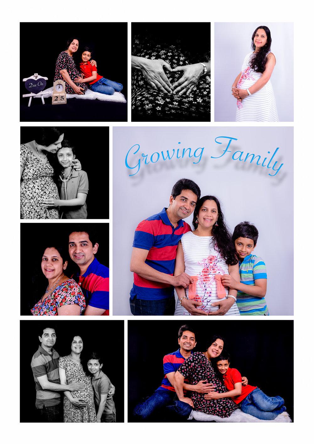 Vandana Bump/Family -48