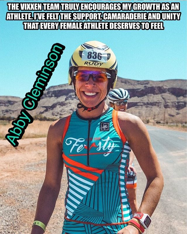 Applications open Friday!!!! Can't wait to have Abby, @trirunhappy returning for another year! 📸by @kwithrow3x . . . . . #BeAVixxen #howweliv #Cycling #racewithbase #bikeporn  #Ironmantri @ironmantri #70point3 #140point6 #Ironman #ironmantraining #committtotri #thesweatlife #girls #endureandenjoy #fitness #fit #RideLikeAGirl #top_triathletes #Velo #Cycling #Fit4Life #FitGirl  #triathlon #triathlete #teamzealios #thesweatlife #tri365 #triathlontraining #triathlon_in_the_world  #travellikeyoutrain #biketransport  #ekendurance