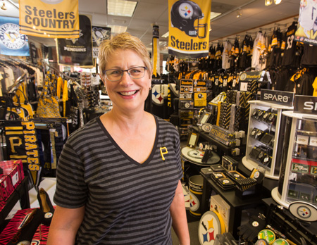 Susan Moedinger, Owner + Pittsburgher