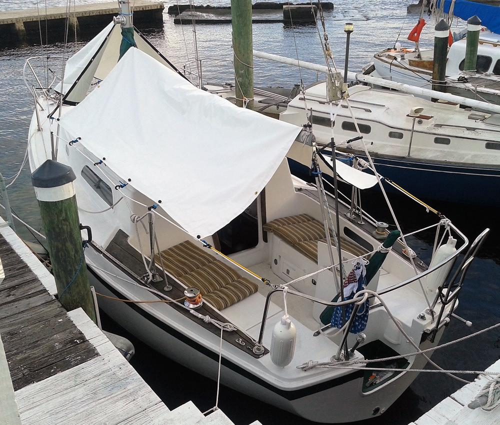 Ch&s Boat A.jpg Ch&s Boat B.jpg ... & Sailboat Boom Tent u0026 Forward Tent Combination Set for Sailboats 2 ...