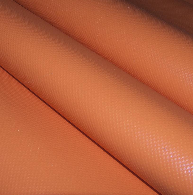 230effd443 Orange Vinyl Fabric 18 Ounce — Northwest Tarp   Canvas