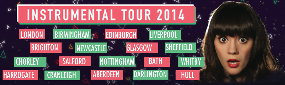 TOUR DATES 2014