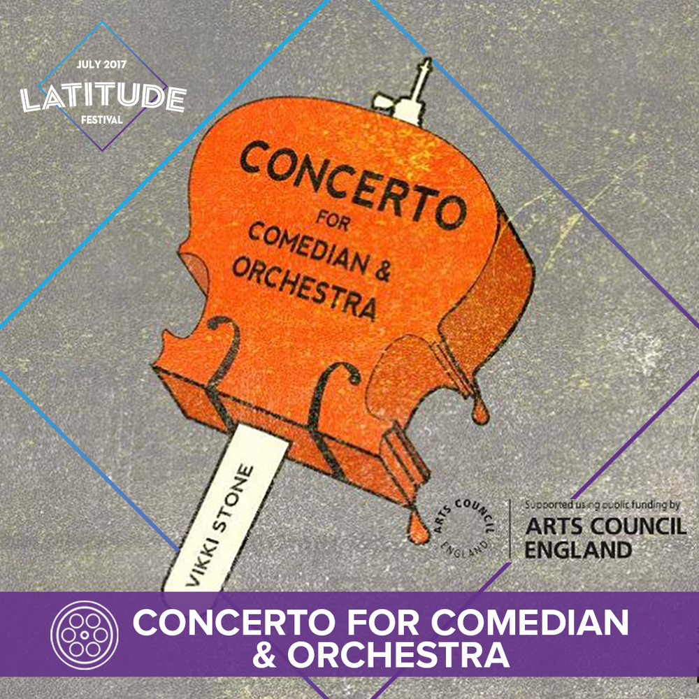 Vikki Stone Latitude Concerto for Comedian