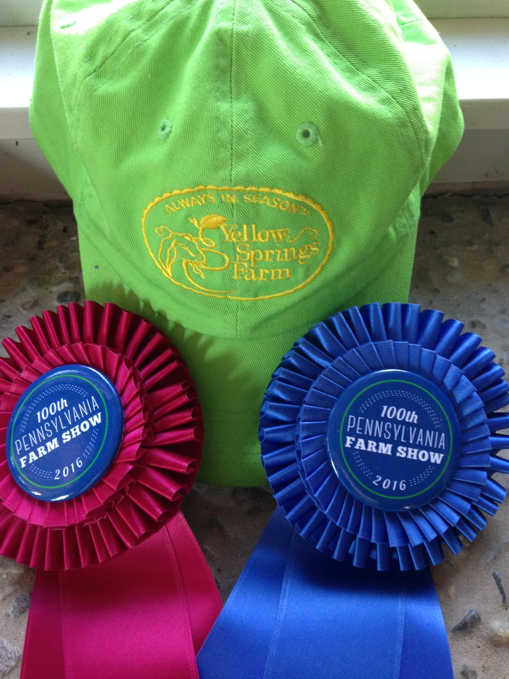 2016 farm show ribbons.JPG
