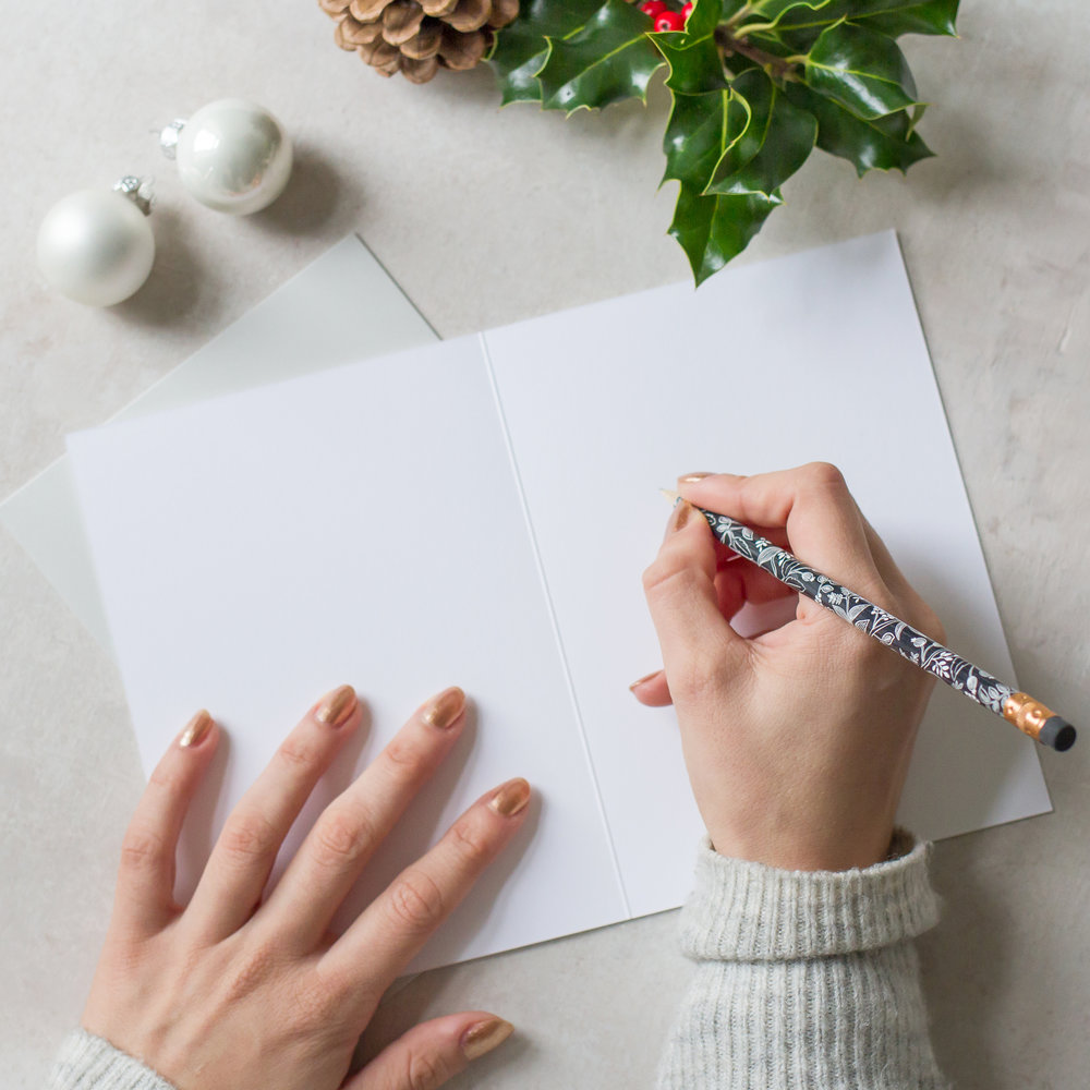 THE IMPORTANCE OF CHRISTMAS CARDS