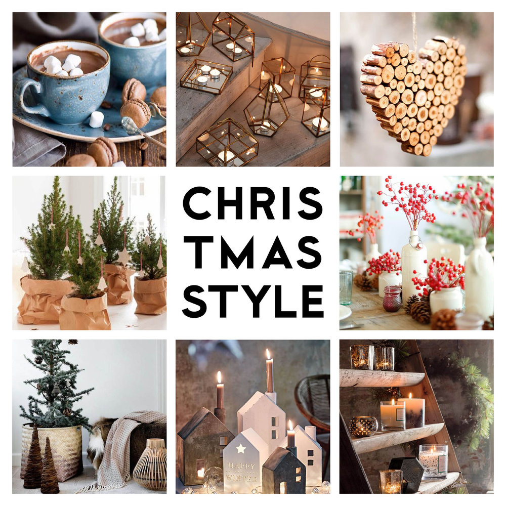 Hygge Christmas - Shop the Look