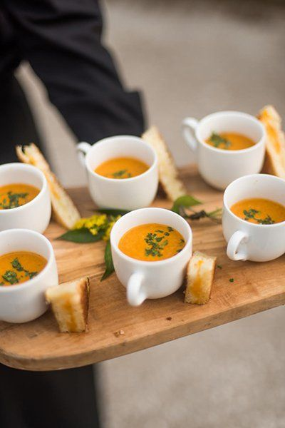 Pumpkin Soup - Pumpkin Wedding Inspiration, Autumnal Wedding Ideas, Autumn Wedding Style - Pingle Pie.jpg