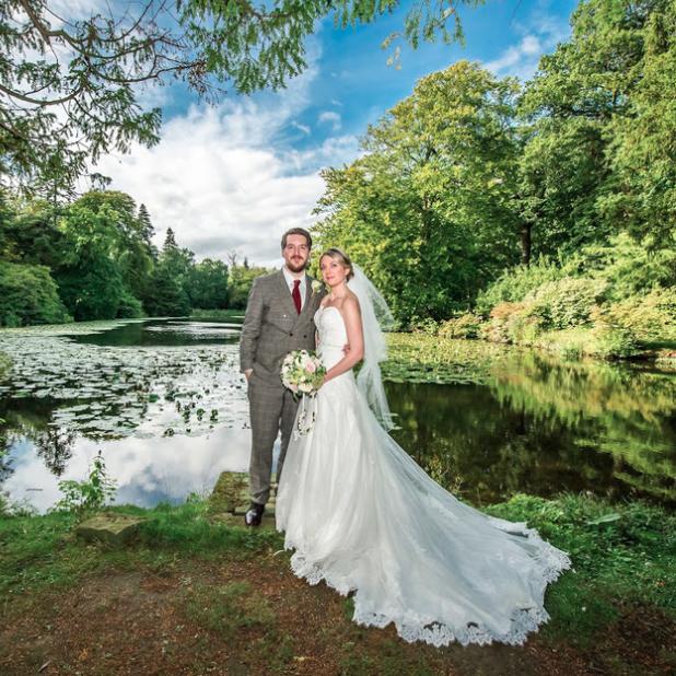 REAL WEDDING : MR & MRS LOVE