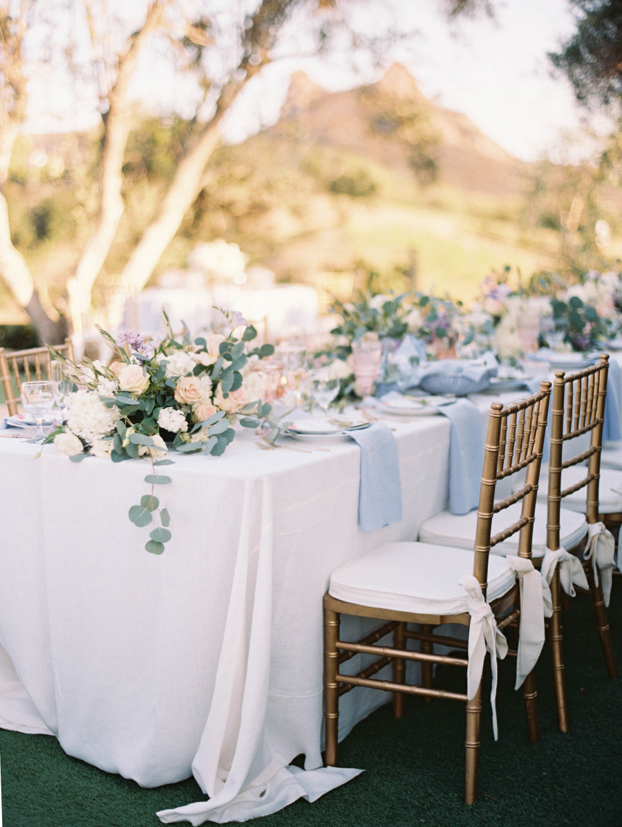 how to style A Pretty Pastel Wedding — Pingle Pie