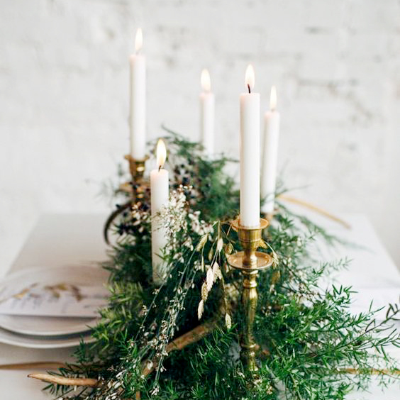 styling a winter wedding