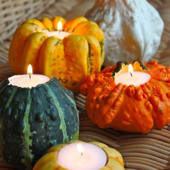styling a pumpkin wedding