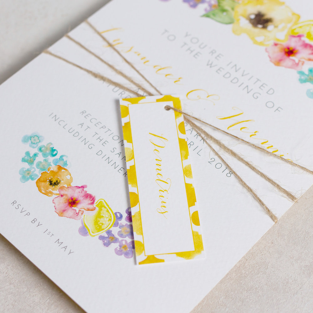 Summery-Wedding-Stationery-Luxury-Unique-Hand-Painted-Floral-Bright-Yellow-Wedding-Invitation-Parcel-Details-Rising-Sun-Pingle-Pie.jpg