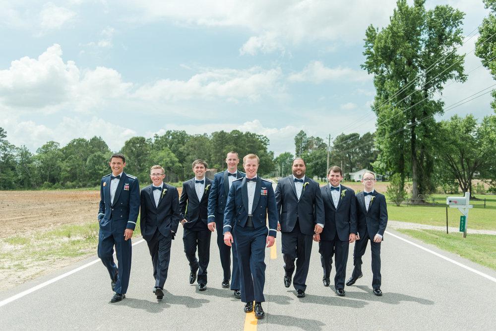 Brittney and Anthony North Carolina Wedding, Spring Wedding, Barn Wedding, Church Wedding, Unique Bespoke Wedding Stationery, Custom Wedding Stationery, Pink and Blue Wedding21.jpg