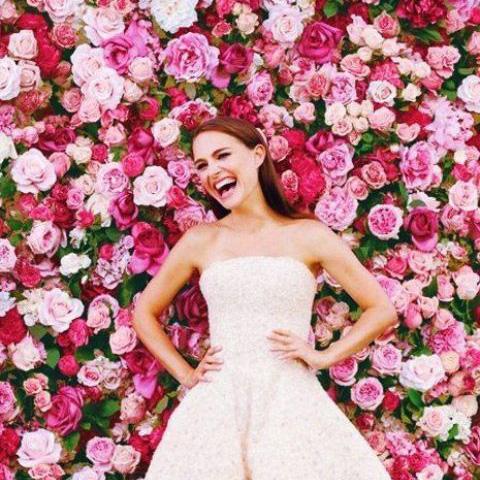 styling a rose wedding