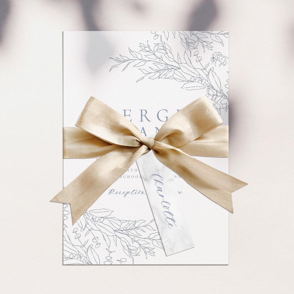 large silk bow £4.00