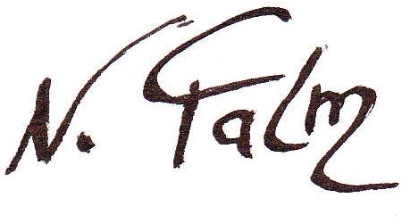 Natalie Palm  1. Vorsitzende  MV Berglicht