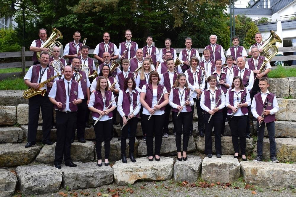 Die Orchestergemeinschaft Horath-Berglicht im Oktober 2014