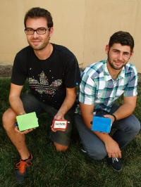 "University of Kansas-The University Daily Kansan: Former KU students find great success in electronic startup they named ""Lucid Labs"""