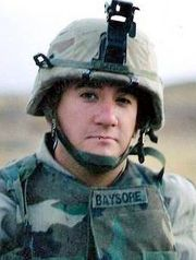 Staff Sgt. Thomas Baysore, infantry squad leader in 4th Brigade Combat Team, 101st Airborne Division, was killed in an attack by an enemy combatant wearing an Afghan army uniform on Sept. 26, 2013.(Photo: Submitted)