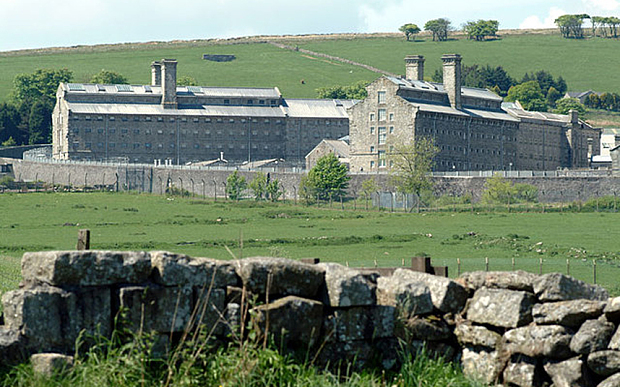 Dartmoor prison, where the Storybook Dads scheme   began (Photo: Alamy)