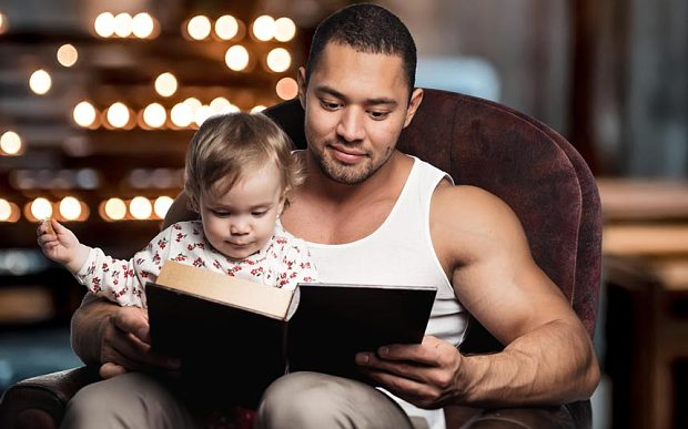 This child is so well behaved she appears to be sitting through a chapter of War and Peace. (Image: Alamy Stock Photo)
