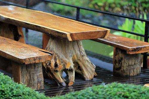 Caring For Your Log Furniture — Every Thing For Dads