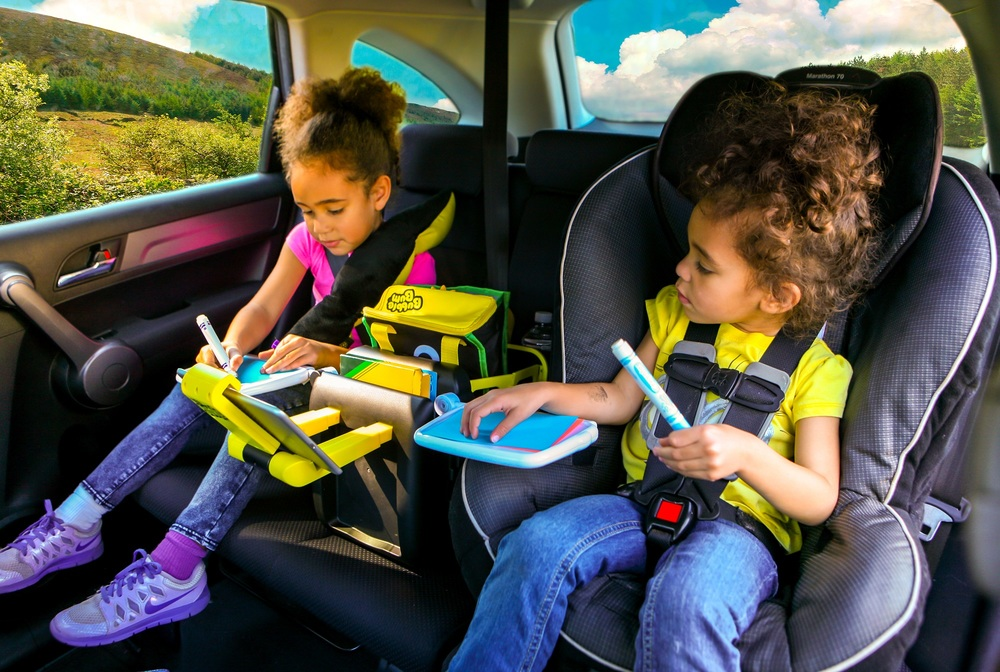 BubbleBum: Junkie Car Organizer And Sneck Neck Pillow Review