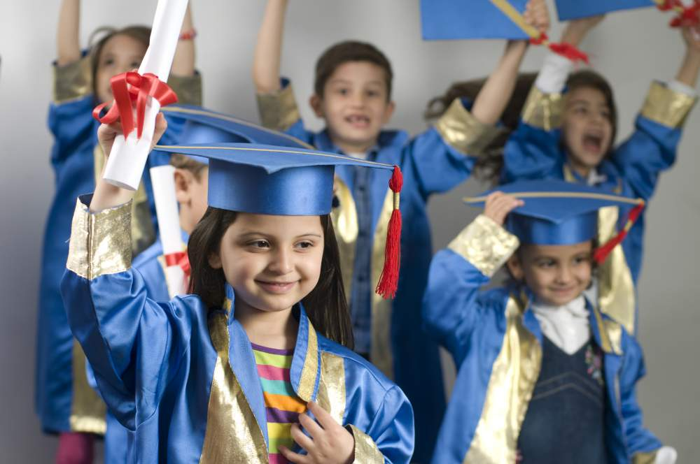 Do I Have To Go To My Kid's Preschool Graduation?