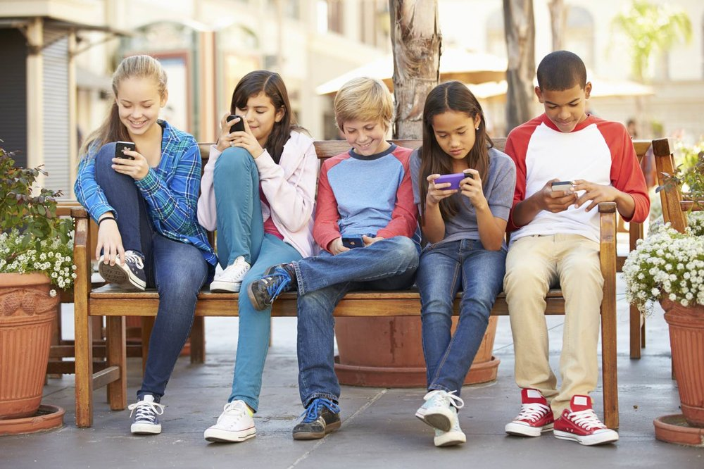 Smartphones, Smart Kids, Smart Leaders