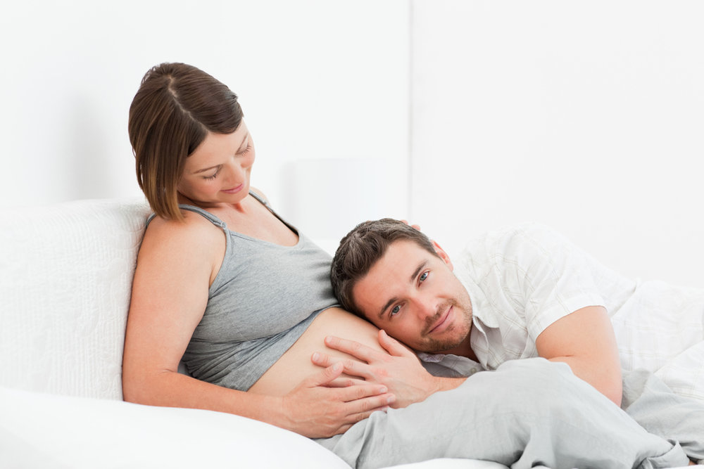 Helping Your Partner Prepare For The Birth: How You Can Help Her