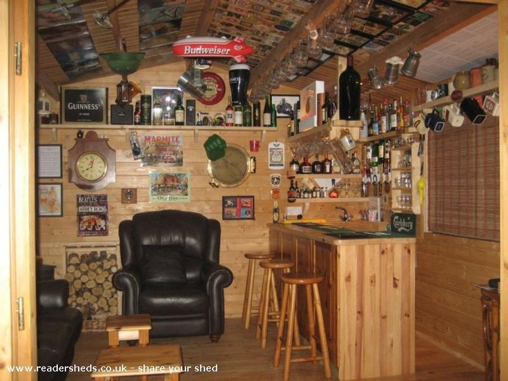 The Latest Log Cabin Lowdown: The Parent Pub At The End Of The Garden