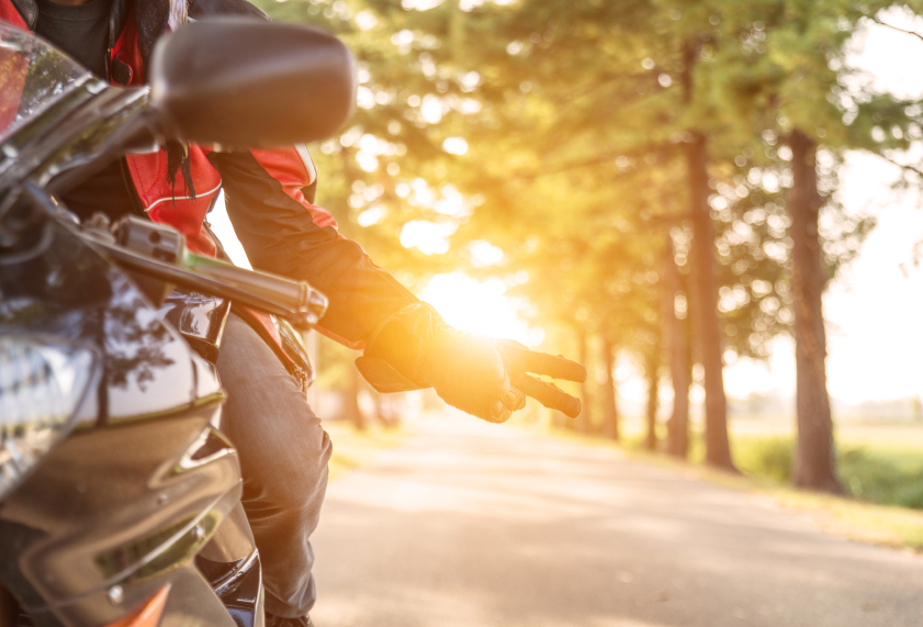 Don't Make One Of These Motorcycling Mishaps