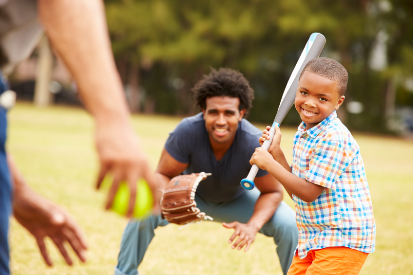 Getting Kids Involved In Playing Sports