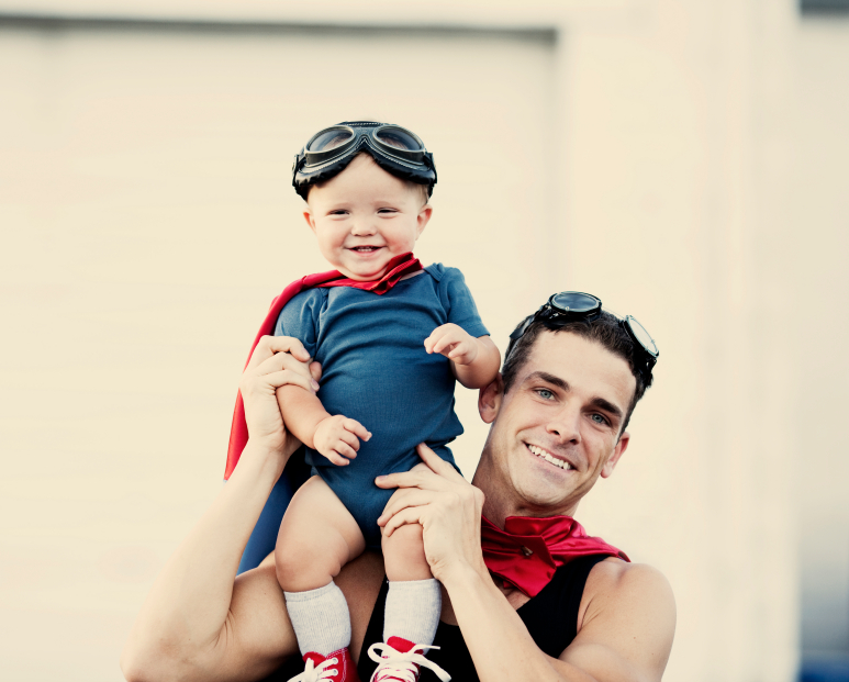 Do Something New With The Kids And Become A Super-Dad