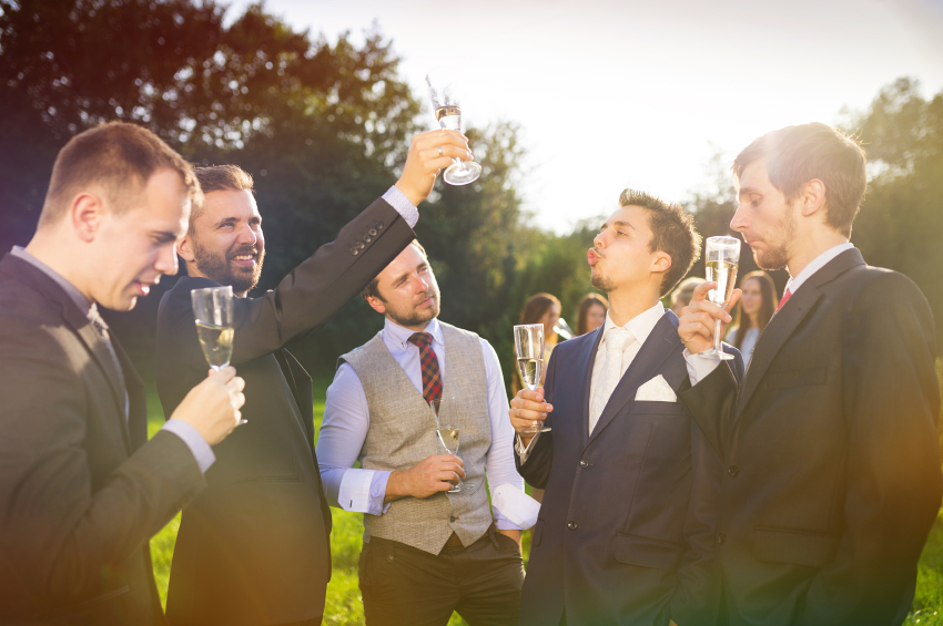 How To Deal With Unwanted Wedding Guests