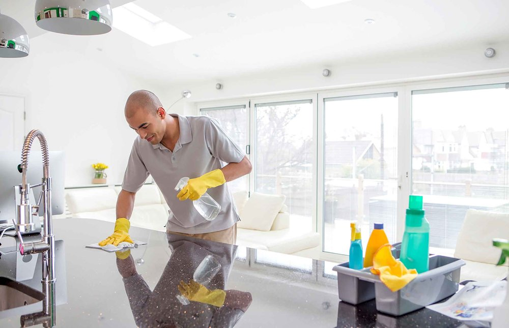 3 Spring Cleaning Chores A Lot Of Dads Forget