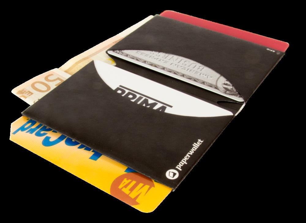 Micro Wallet, Paper