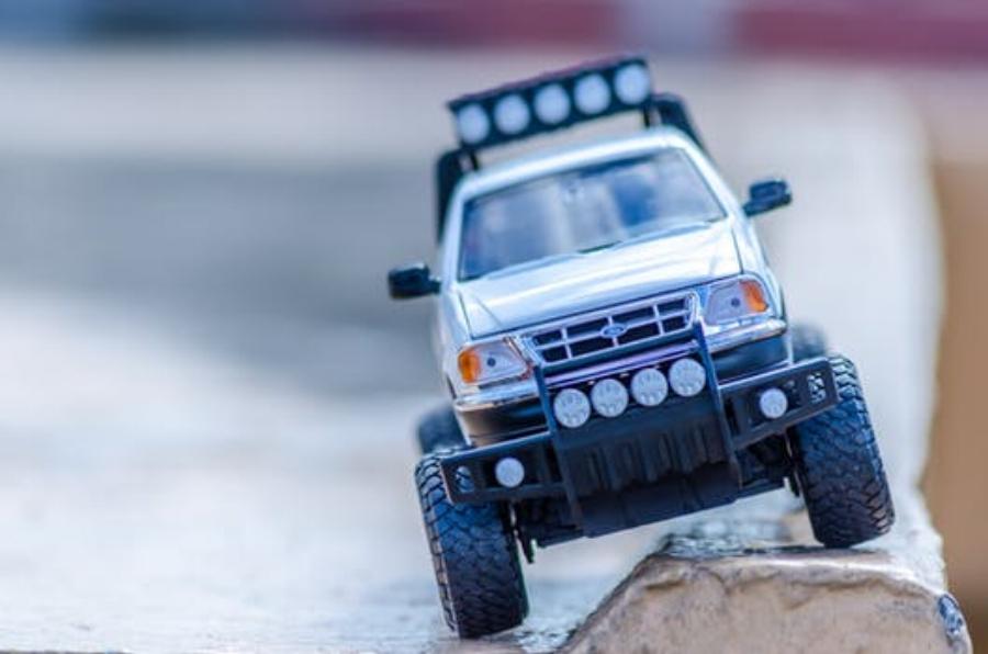 trucks, toy