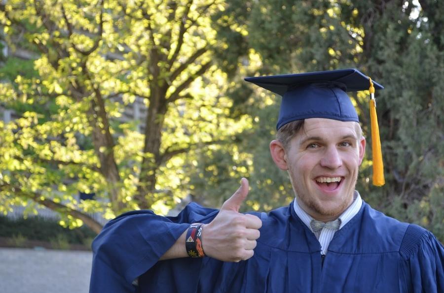 graduation Phd higher education