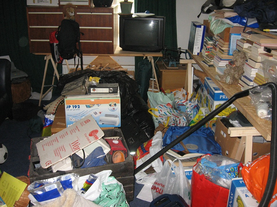 organizing-4 Tips For Eliminating Clutter