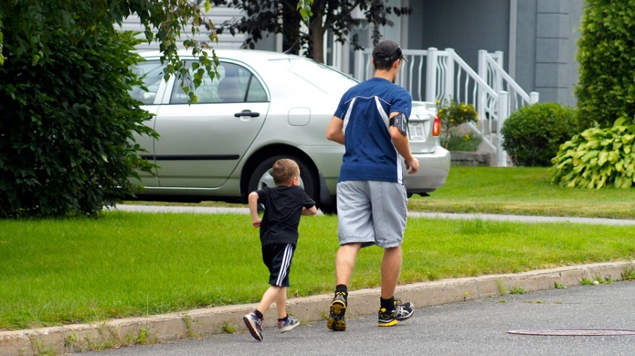 How to Stay Mentally & Physically Healthy As A Parent