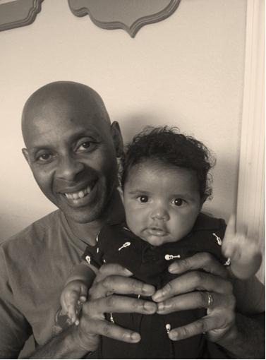 Dad and Lex April 2013bw.jpg