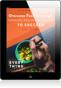 Overcome Food Cravings Guide - Exercises, Meal Plans + Recipes to Succeed Cover.PNG
