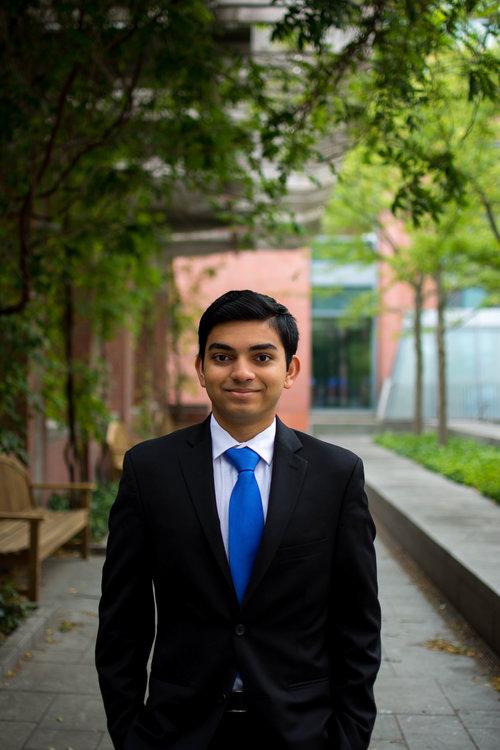 Siddharth Jaiswal - President    Engineering, 2021