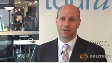 Toura's CEO, Aron Radin, participates in a feature on Reuters.