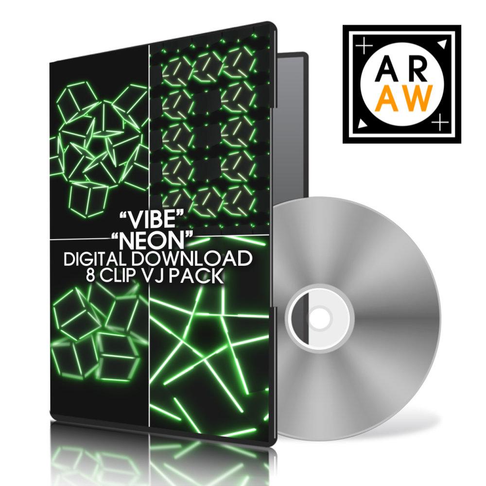 VIBE NEON DVD CASE.jpg