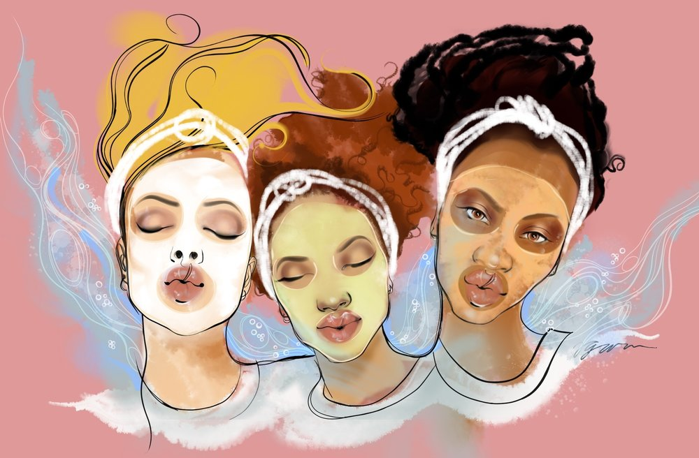 Read the article here: http://www.nytimes.com/2016/08/25/fashion/skin-care-sheet-masks-mud-clay-sleep-guide.html?_r=0